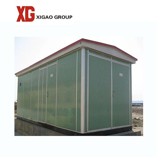 Prefabricated Pv Power Generation 40.5kv 35kv With Channel