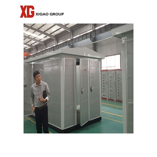China Customized 40.5kV Solid Insulated Switchgear